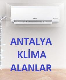 İNVERTER KLİMA ALANLAR