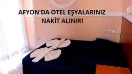 AFYON OTEL EŞYASI ALANLAR